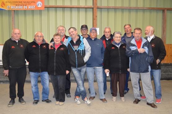 Inter-clubs de la baie St Hilaire