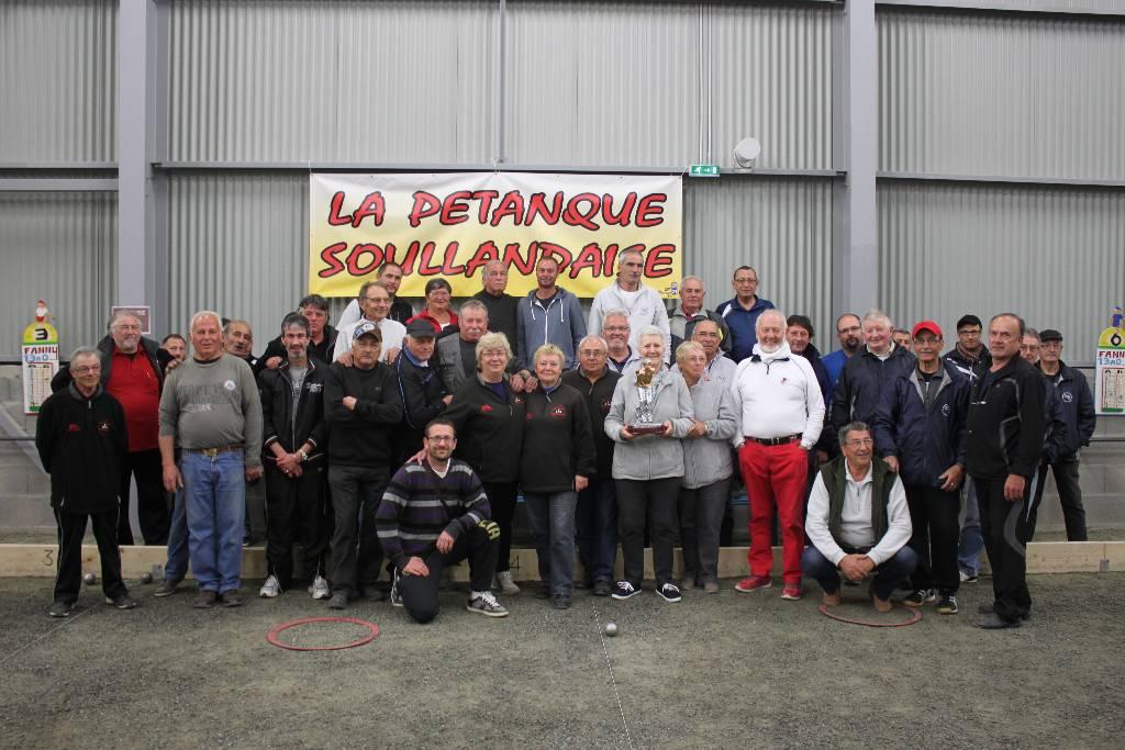 24/04/2015 Rencontre avec LE FENOUILLER
