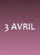 3 avril 3