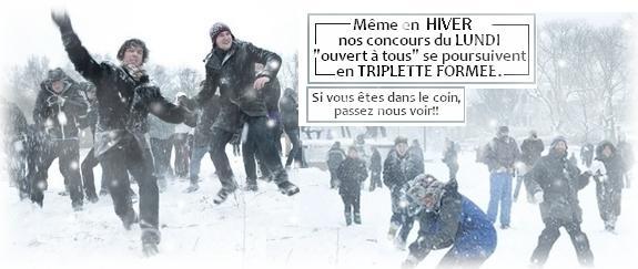 Bataille boules de neige 5