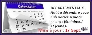 Calendrier concours site 8