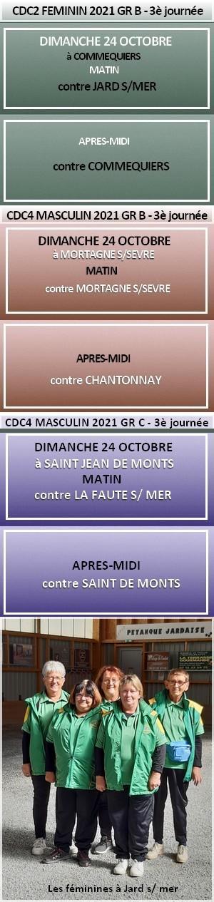 Cdc v 24 octobre 2021 feminin masculin 2