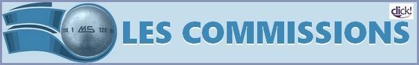 Commissions titre 1