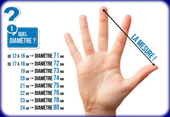 Diametre boule de petanque 1