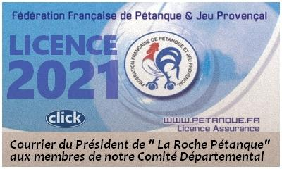 Licence 2021 1