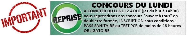 Lundi pass sanitaire 2
