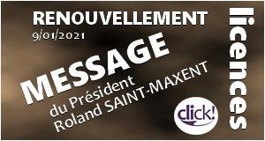 Message rsm licences 2022